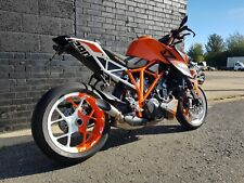 KTM SUPERDUKE 1290 R 2014-2016 SLASH CUT RACE TRIM GP EXHAUST CAN (GP-S1)