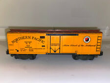 American Flyer Vintage 947 Northern Pacific Reefer Box Car