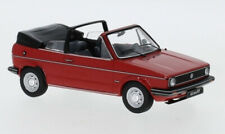 Ixo ixoclc 353n-volkswagen vw golf I 1981-red 1/43