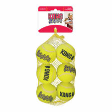 Kong AirDog SqueakAir Squeaker Balls Dog Toy - Medium (6 Pack)