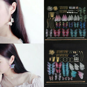 Machen DIY Werkzeug Kit Schmetterling Flügel Stil Ohrringe Schmuck  Basteln
