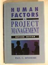 Human Factors in Project Management, Dinsmore, Paul C., Excellent Book