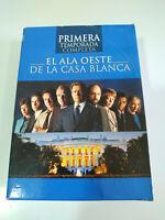 El Ala Oeste de la Casa Blanca Primera Temporada 1 - 7 x DVD Español Ingles