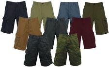 Firetrap Cotton Cargo, Combat Shorts for Men