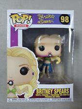 Funko Pop! Rocks Britney Spears I'm a Slave #98 Vinyl Figure