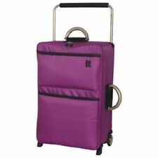 Women's Synthetic Heavy-Duty Suitcases