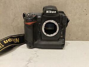 Nikon D3 12MP Digital SLR Camera Body, Amazing Condition 30k Shutter Count.