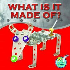 What Is It Made Of? (My Science Library)-ExLibrary