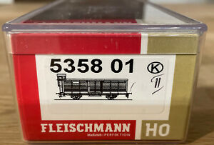 Fleischmann 5358 01 K - H0 - TOP Zustand - OVP (2)