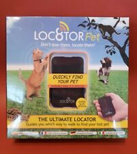 Loc8tor Pet Tracker - Quickly Find Your Pet! Brand new Sealed.