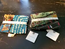 2 Anthropologie Giftcard Pouches