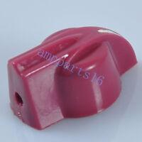 10pcs Plastic Control Rotary Knob For Guitar Tube Amp 1 4 Shaft Potentiometer