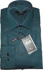 Klassische Venti Slim Fit-Herrenhemden mit Kentkragen