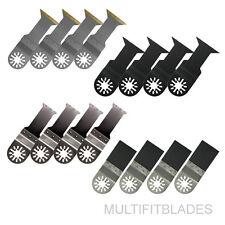 16pc Oscillating Tool Bi-Metal Blade Kit - Dremel Multi-Max Compatible