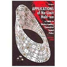 Applications of No-Limit Hold 'em: A Guide to Understanding Theoretically Sound