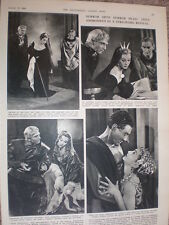Photo article Shakespeare Titus Andronicus at Stratford 1955