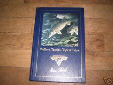 Walleye Tactics, Tips & Tales by Mark Strand ('90) NAFC