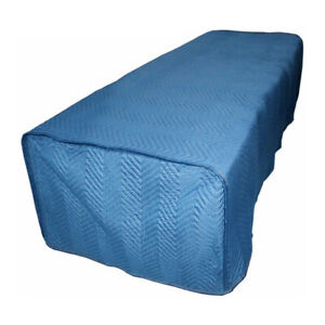"""Quilted Casket Cover (83.5""""L x 27.5""""W x 24""""H)"""