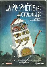 DVD - LA PROPHETIE DES GRENOUILLES ( DESSIN ANIME ) / NEUF EMBALLE