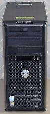 Dell Optiplex GX520 Desktop 3.0GHz Pentium 4 2GB DDR2 250GB Hard Drive Tested