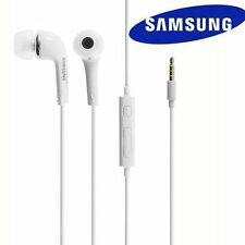 OEM Original Stereo Headset Earphone Mic For Samsung Galaxy S5 S4 S3 S2 Note 2 3