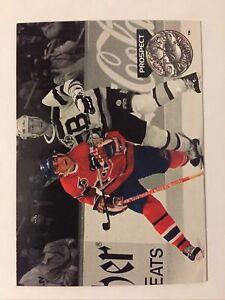 John LeClair 1991-92 Pro Set Platinum Rookie RC Prospect Card #259