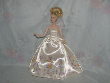 Disney Lily James Cinderella Barbie-Size Doll - Wedding Day, Bride - NO SHOES