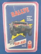 Cuarteto-rally-Top Ass-nº 30755-auto juego de cartas-nuevo en lámina