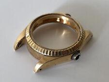 Usada - ROLEX - Caja de reloj sin tapa sin cristal - Rolex Ref. 6917 - Oro 18K