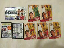 Watford Football Legends Of 2006/2007 x5-Rare Topps i Cards-Full Set
