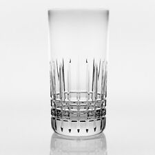 Brilliant - Luxembourg Crystal Clear Highball Glass Tumbler 10.8oz.(320ml) Set/4