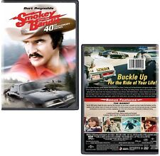SMOKEY AND THE BANDIT 1 (1977): R1 DVD - 2017 40th Anniversary 2 Disc Set - NEW