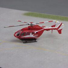 Spur N 1:160 1:144 Helicopter Hubschrauber rot weiß Bausatz BK117 EC145 Neu OVP
