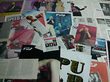 PULP - MAGAZINE CUTTINGS COLLECTION (REF AA3)