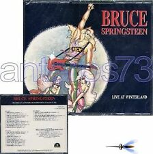 """BRUCE SPRINGSTEEN """"LIVE AT WINTERLAND"""" BOX 3 CD ITALY"""