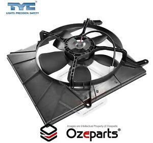 Radiator Thermo Cooling Fan Assembly For Daewoo Kalos 2003~2009 Sedan Hatch
