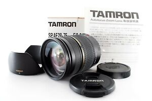 Tamron SP 28-75mm F/2.8 XR Di LD Aspherical Lens for Canon Near Mint Tested