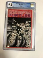 Teenage Mutant Ninja Turtles TMNT (1988) # 1 (CGC 9.2) 5th Fifth Print | Scarcer