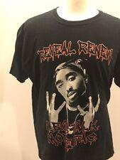 Vintage 2pac Graphic T Shirt Sz Xl