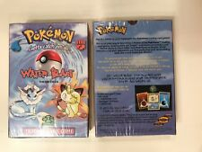 Jungle Water Blast Deck Factory Sealed 60 Pokemon Cards