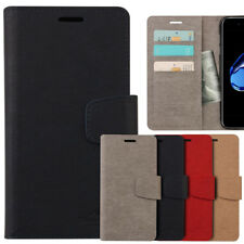 iPhone 7 8 Plus BONITA Diary Case Flip Wallet Card Slot Stand Cover for Apple