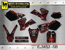 KTM EXC 450 525 2003 stickers kit graphics decals Moto Style MX