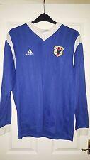 Mens Football Shirt - Japan - National Team - Adidas - Home - Long Sleeve - #10