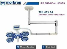 New OT LIGHT LED SURGICAL Light with MEMORY & ENDO MODE COLD LIGHT Operating