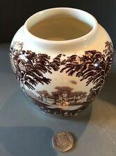 Mason's Patent Ironstone Pot