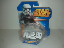 Disney Hot wheels STAR WARS STORMTROOPER - MATTEL  CLY81 voiture
