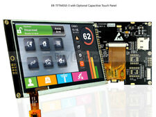 """5"""" 5.0 inch WVGA 800x480 TFT LCD Controller Module Touch Display,I2C,Serial SPI"""