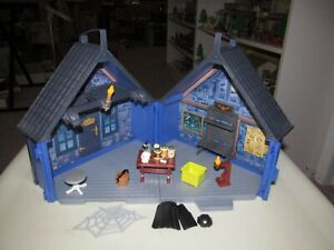 PLAYMOBIL Take Along Haunted House Loose Pieces Lot