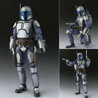 Star Wars Jango Fett Action Figure SHF S.H.Figuarts Toy Figurine Statue No Box