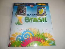 lot ou unité stickers panini foot 2014 coupe du monde Bresil au choix